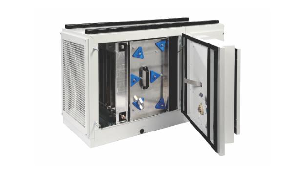 Épurateur d'air Industriel HF
